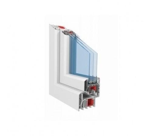 Металлопластиковое окно KBE 88 AD