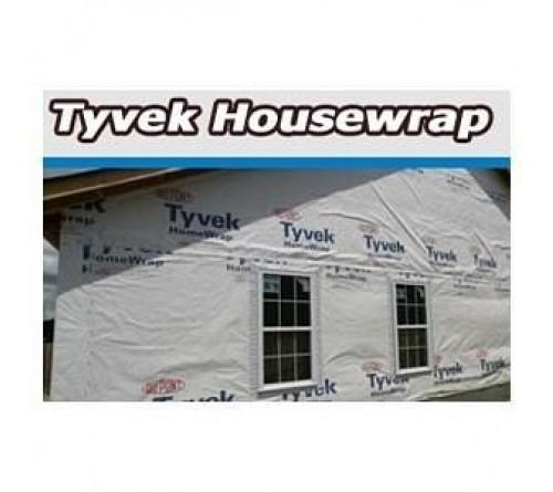 Ветробарьер Tyvek Housewrap