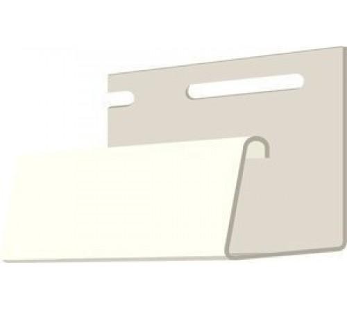 Фасадный J-профиль Docke 3 м палевый