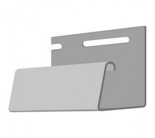 Фасадный J-профиль Docke 3 м агатовый