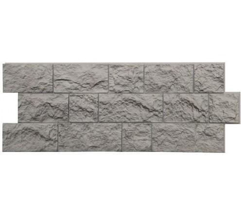 Фасадная панель Docke FELS скала 1,15х0,45 м северная скала