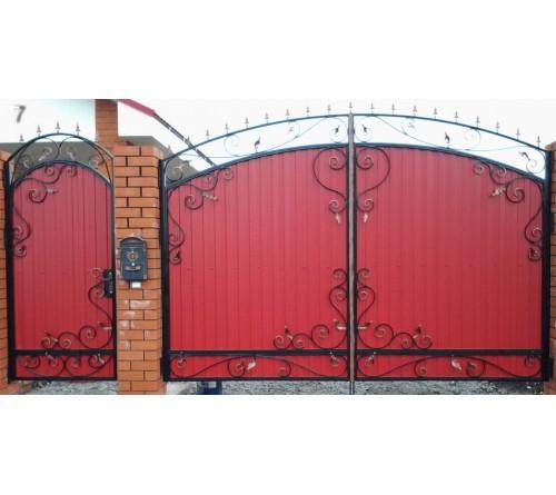 Изготовление и монтаж калиток, ворот